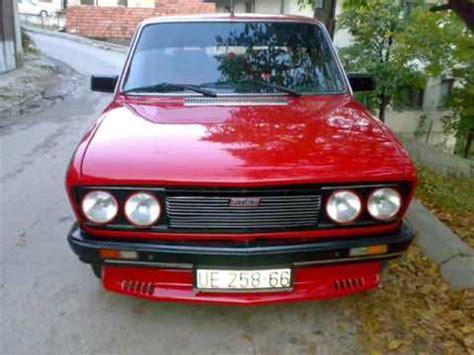 FIAT 132 2000 - YouTube