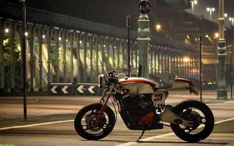 Best Yamaha Cafe Racer Wallpaper