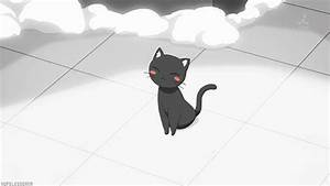 Anime Cat GIFs - Find & Share on GIPHY