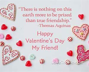 Happy Valentine's Day Friend Pictures, Photos, and Images ...