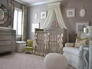 Décoration Chambre De Bébé : ciel de lit b b 25 id e de d co pour la chambre b b ~ Teatrodelosmanantiales.com Idées de Décoration