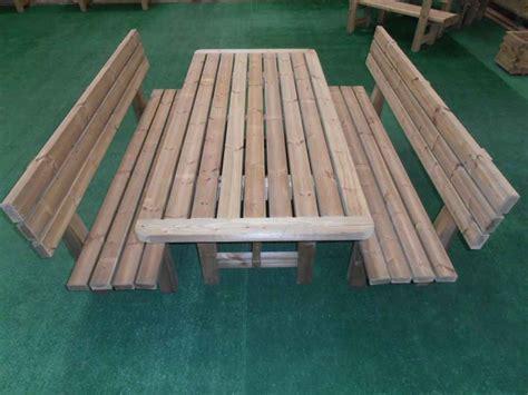 panchine per esterni tavoli e panche