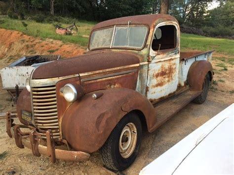 chevrolet truck pickup  owner ratrod patina