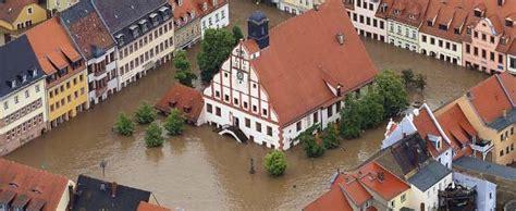 Inundaciones En Europa, El Cambio De Los Polos Es