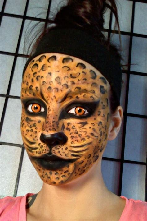 leopard make up 25 best ideas about leopard makeup on leopard costume tiger makeup and cat makeup