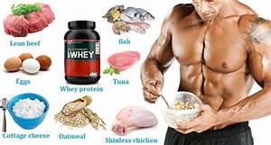 What to Eat to Build Muscle Fast - Top Ten Muscle Building ...
