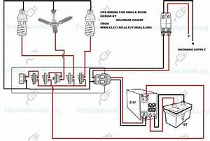 Wearing Diagram Ups Wiring Inverter Wiring Diagram For Single Room Electrical With Inverter H