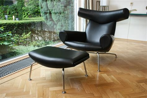 Ox Chair Erik Jorgensen by Fabrikant Merk Fritz Hansen Just Design Classics