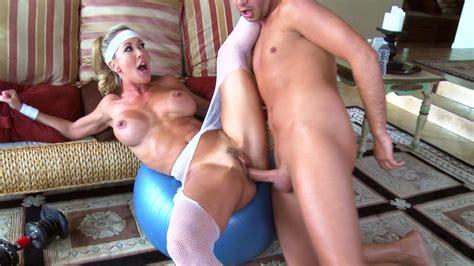 sporty mom likes exercises with dick movie keiran lee brandi love milf fox