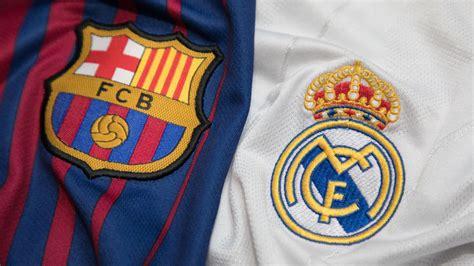 La Liga live stream: watch Real Madrid and Barcelona ...