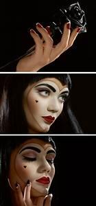 nice makeup | Alice in Wonderland | Pinterest