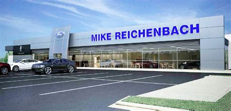 Mike Reichenbach Ford Ford And Lincoln Dealership And