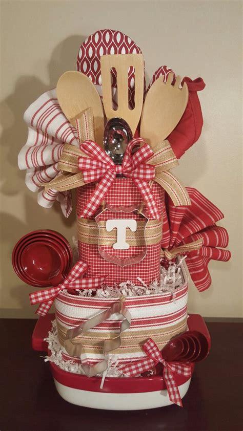 kitchen gift baskets ideas  pinterest gift