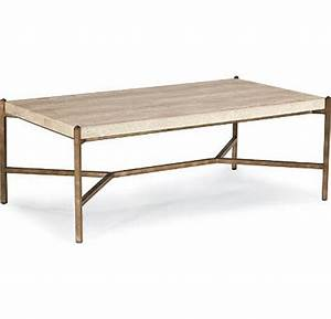 25 best ideas about stone coffee table on pinterest for Metal coffee table with stone top