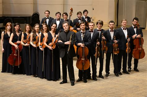 State Chamber Orchestra Of Russia (moscow Chamber