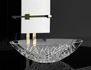 Vasque Originale : la vasque en verre fonctionnelle et tr s d co ~ Dode.kayakingforconservation.com Idées de Décoration