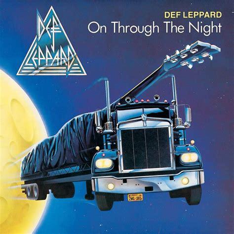 Def Leppard - On Through the Night Lyrics and Tracklist   Genius