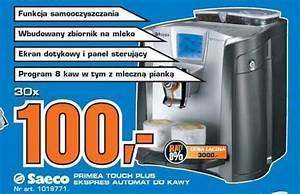 Automat Do Kawy : archiwum saeco primea touch plus ekspres automat do kawy saturn 04 03 2010 10 03 2010 ~ Markanthonyermac.com Haus und Dekorationen