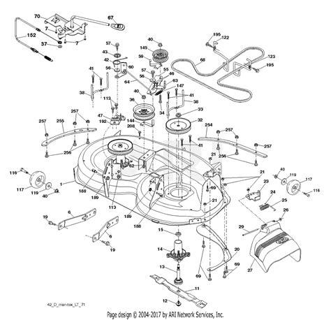 Poulan Mower Wiring Diagram by Free Diagram For Student Poulan Pro Mower Drive