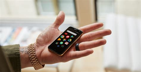 tiny palm phone hits verizon on november 2 for 350 android authority