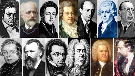 The Top 10 Greatest Composers According To New York Times