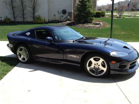 how things work cars 2001 dodge viper navigation system purchase used 2001 dodge viper gts in powell ohio united states for us 41 000 00