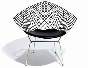 Bertoia Diamond Chair : bertoia diamond chair two tone with seat cushion ~ A.2002-acura-tl-radio.info Haus und Dekorationen