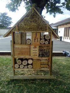 Fabriquer Un Hotel A Insecte : refuge et h tel insectes atelier nature hirondelles ~ Melissatoandfro.com Idées de Décoration