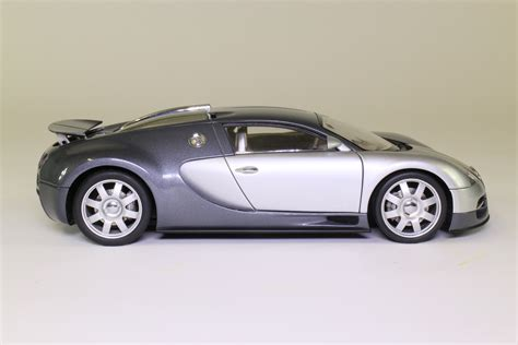 2003 Bugatti Veyron For Sale by Auto 1 18 2003 Bugatti Veyron Eb 16 4 Show Car Grey