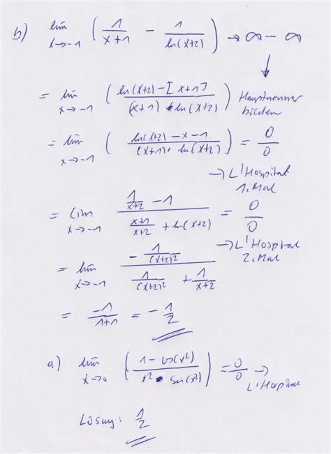 grenzwerte berechnen lim grenzwert grenzwert einer folge