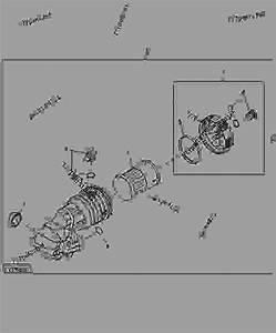 Hydraulic Oil Filter - Tractor John Deere 5525