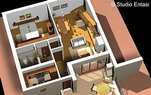3d architecte facile logiciel architecture 3d pour for Plan maison architecte 3d