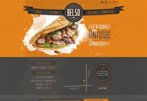 cuisine site 15 food and restaurant web designs webdesigner depot