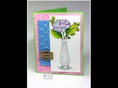 introducing fill   flowers  gina  designs