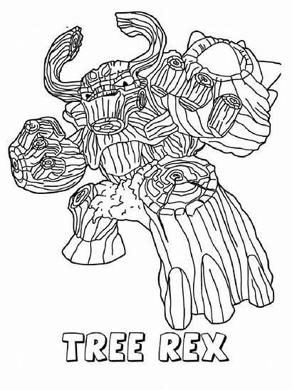 Coloring Pages Skylanders Giants Printable Giant Bright