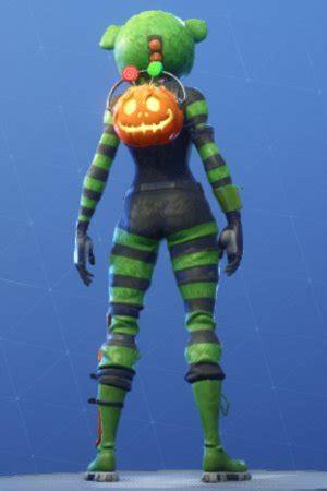 fortnite spooky team leader skin review image shop