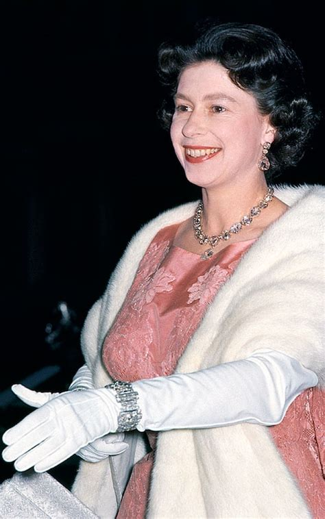 Queen Elizabeth II Dresses