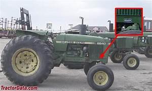 Tractordata Com John Deere 2640 Tractor Information