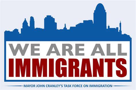 Mayor's Task Force On Immigration