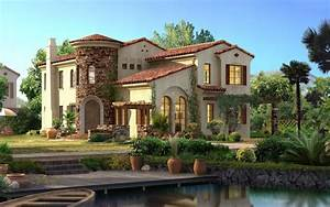 11, Beautiful, Houses, And, Villas