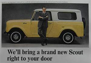 International Scout 80 - Information And Photos
