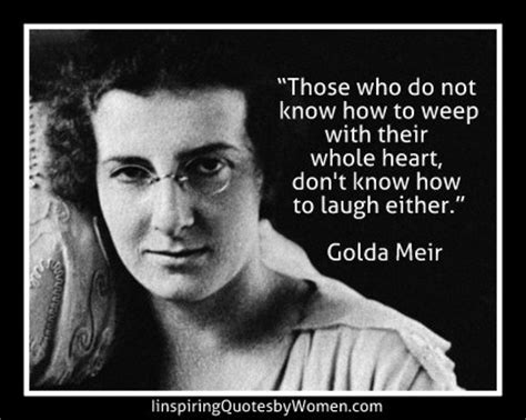 Golda Meir Quotes Quote By Golda Meir Inspiring Quotes By