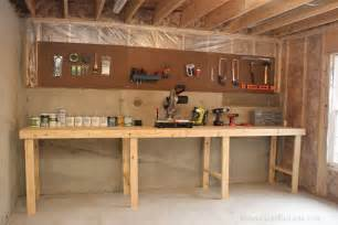 floor plans with basement weekend project basement workshop how to nest for less