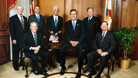 Bush Administration Cabinet by Florida Memory Portrait Of Governor Ellis