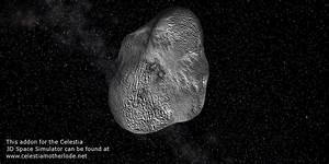 The Celestia Motherlode: Asteroids