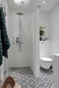 Douche Petit Espace : 1001 id es pour une salle de bain 6m2 comment r aliser une d co de r ve dans un espace bain ~ Voncanada.com Idées de Décoration