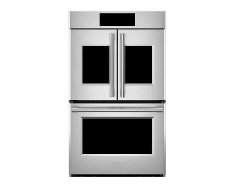 ge monogram french door double wall oven reviews wall design ideas