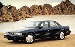 1996 Oldsmobile Cutlass Supreme - Overview