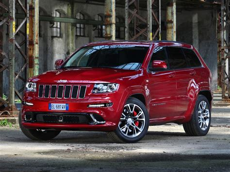 Jeep Grand Cherokee Srt-8 Specs