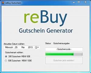 Rebuy Auf Rechnung : rebuy gutschein ~ Themetempest.com Abrechnung